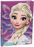 Frozen FR903000 Diario da Scuola, Colori assortiti, 1 pz