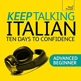 Keep Talking Italian cover art