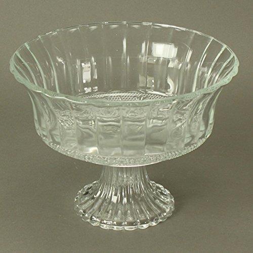 Glasschale mit Fuß Ø 17,5 cm