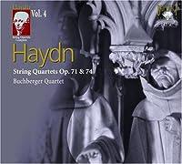 Vol. 4-Haydn-String Quartets