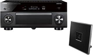 Yamaha Aventage Rx-A3080 9.2-Ch 4K Ultra HD AV Receiver with HDR - Black
