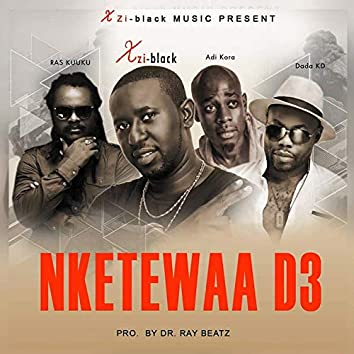 Nketewaa D3 (feat. Ras Kuku, Adi Kora, Dada KD)