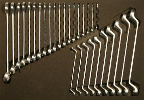 Kunzer 7SZ2029 Schaumzuschnitt mit 29 Werkzeugen