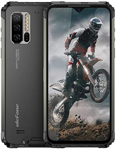Ulefone Armor 7 2021 Rugged Cell Phones Unlocked 8GB 128GB Octa Core Android 9 0 IP68 Waterproof product image