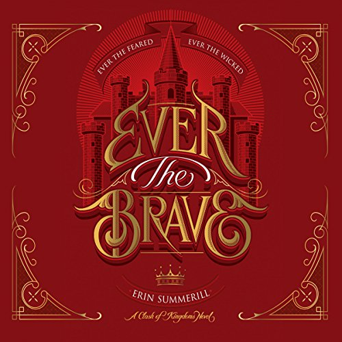 Ever the Brave audiobook cover art