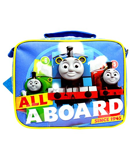 Granny's Best Deals (C) Thomas the Train All Aboard Insulated Lunch box Lunch Bag-Brand New!