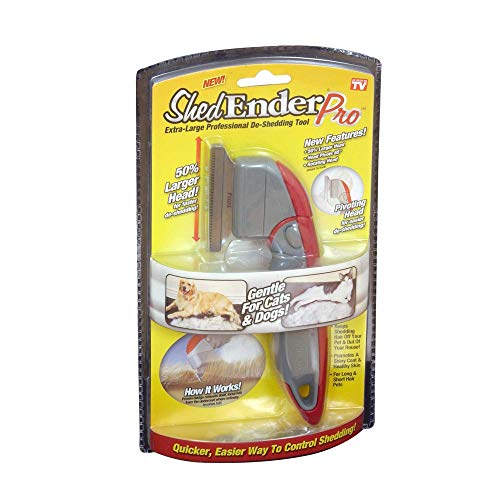 Shed Ender Professional Extra Large Grooming Tool For Dogs And Cats
