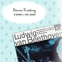 [CD-R] バルヒェットQt. ベートーヴェン:弦楽四重奏曲1,9番