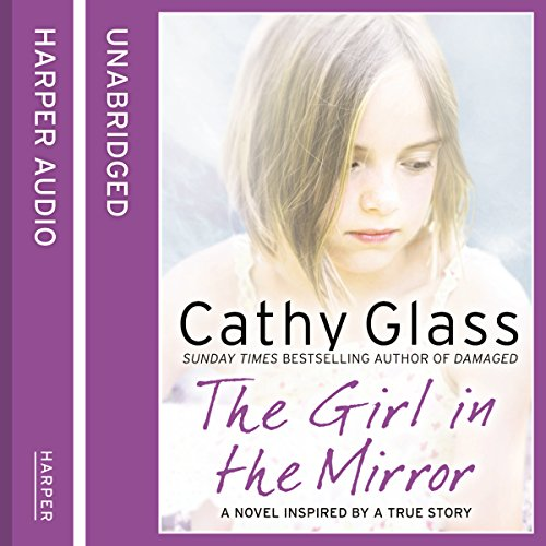 The Girl in the Mirror audiobook cover art