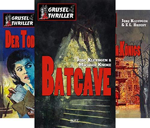 Grusel-Thriller (Reihe in 3 Bänden)