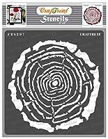 Craftreat Texture II ステンシルテーマ CTS297