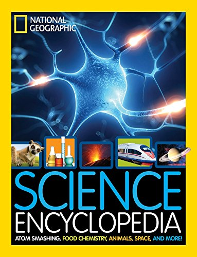 Science Encyclopedia: Atom Smashing, Food Chemistry, Animals, Space, and...