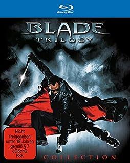 Blade Trilogy [Alemania] [Blu-ray]