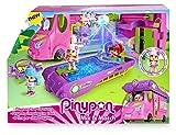 Pinypon - Camping-Car Cool, Ensemble de Jouets et Accessoires Ludiques avec 1 Figurine pour Enfants de 4 à 8 ans (Famosa 700015070)