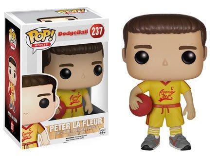Dodgeball Pop! Movies Pop Peter La Fleur Vinyl Figure! by