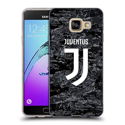 Head Case Designs Offizielle Juventus Football Club Home Goalkeeper 2019/20 Race Kit Soft Gel Huelle kompatibel mit Samsung Galaxy A3 (2016)