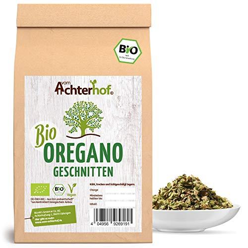 Oregano Bio getrocknet gerebelt (250g) | Organic Wild Marjoram | Premium Gewürz vom Achterhof