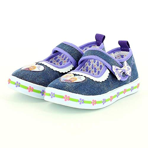 Scarpa in Tela Jeans Bambina Disney Frozen (22 EU)