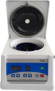 Desktop Low Speed Centrifuge, Laboratory Small Digital Centrifuge, 4000Rpm / Min, 0-99Min Timing, Medical Experiment Resea...