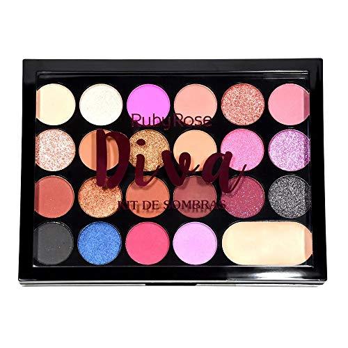 Paletas De Maquillaje Glitter marca Ruby Rose