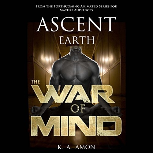 The War of Mind Audiobook By K A Amon cover art