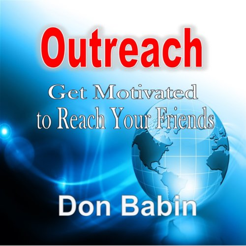 Outreach audiobook cover art