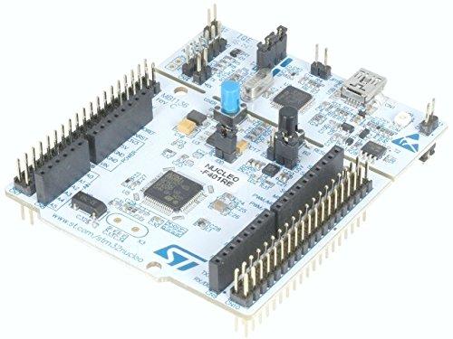 stmicroelectronics Nucleo Modell STM32nucleo-64Development Board mit MCU, unterstützt Arduino und St Morpho Konnektivität, 512 Kb, 1
