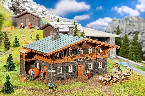 Faller FA130635 Berghütte Staufnerhaus Modellbausatz, verschieden