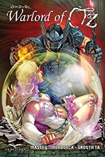 Warlord of OZ (Grimm Fairy Tales - the Oz Trilogy)