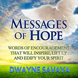 Messages of Hope audiobook cover art