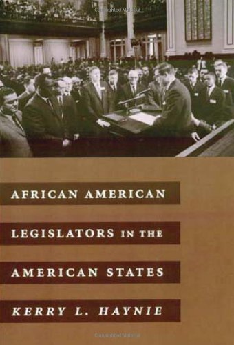 African American Legislators in the American States