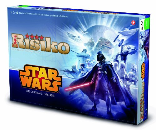Winning Moves 10623 - Risiko Star Wars - Die Trilogie, Strategiespiel