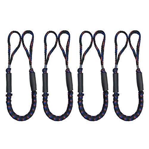 N-brand Línea de Muelle de Barcos Amarre Cuerda de Vela Cuerdas elásticas Regalos para Hombres Accesorios de Ancla Kayak de Olas