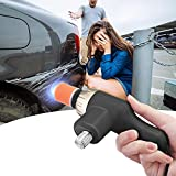 KOSIEJINN Car Buffer Polisher Kit -Car Mini Polishing Buffer - Car Scratch Remover, Correcting Polish,8000 rpm high speed Adjustable -Suitable for mild to moderate scratches without revealing primer