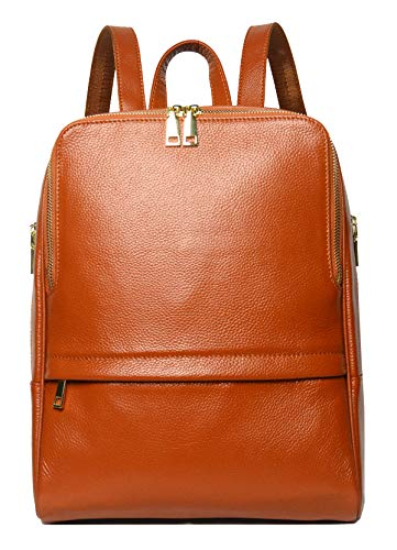 Coolcy Hot Style Genuine Leather Backpack Purse