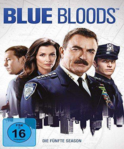 Blue Bloods - Die fünfte Season [6 DVDs]