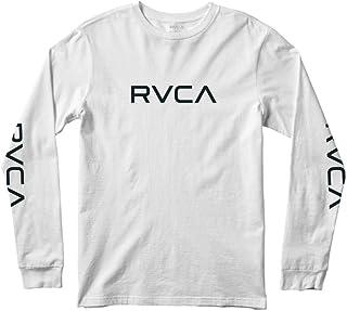 RVCA Big Long Sleeved T-Shirt - White