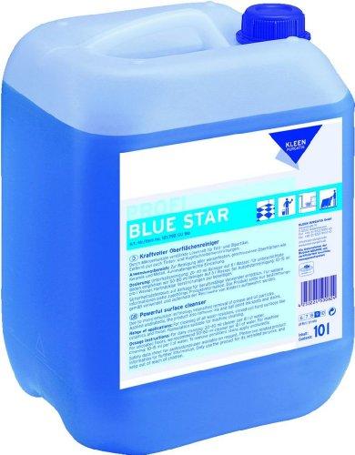 Blue Star Oberflächenreiniger - für beschichtete & unbeschichtete Beläge - 10 Liter - 1 Kanister