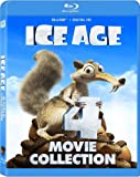 ice age blu ray collection - Ice Age 4 Movie Collection [Blu-ray]