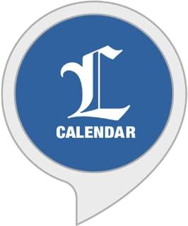 Laconia Daily Sun Calendar Briefing