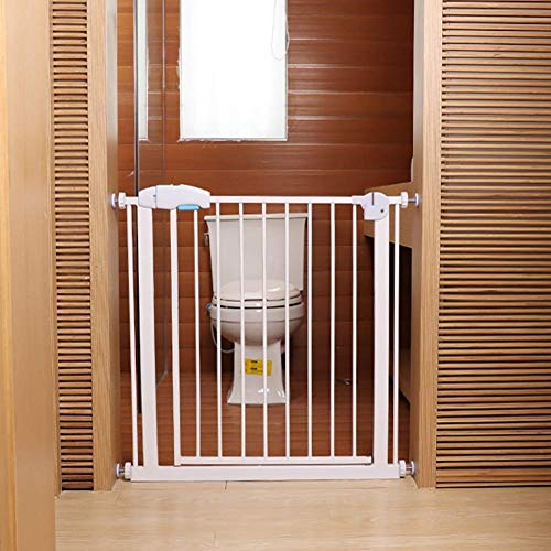 Fantastic Deal! Huo Baby Gate Child Safety Gate Stair Door Fence Pet Isolation Fireplace Door (Size ...