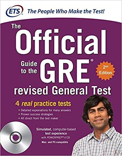 [007179123X] [9780071791236] The Official Guide to the GRE Revised...