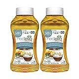 Nectevia Original - Stevia Infused Agave Nectar, 2 Pack