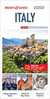 Insight Guides Travel Map Italy (Insight Travel Maps)