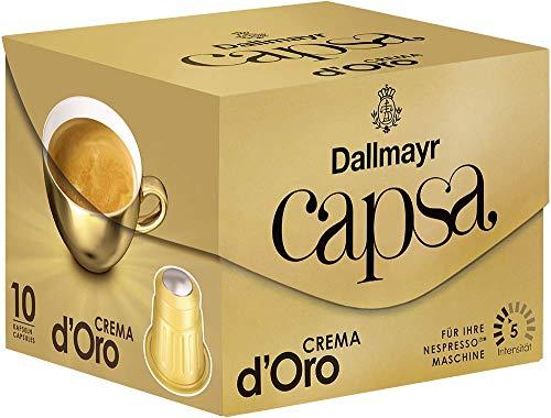 Dallmayr Capsa Crema d´Oro, 56g