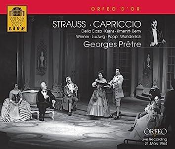 R. Strauss: Capriccio, Op. 85, TrV 279 (Excerpts) [Live]
