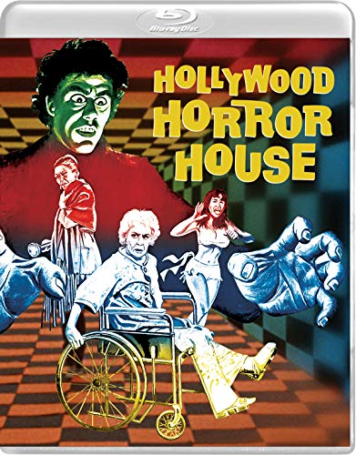 Hollywood Horror House [Blu-ray]