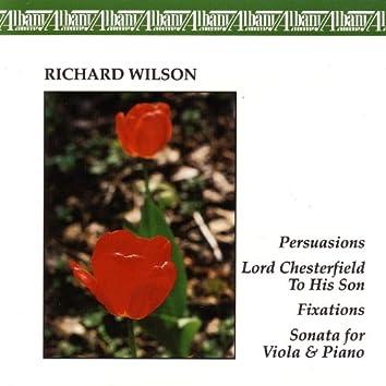 Music of Richard Wilson