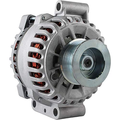 DB Electrical AFD0131-180 NEW ALTERNATOR Compatible with/Replacement for 6.0L 6.0 Diesel FORD F150 F250 F350 Pickup 2005 2006 2007, F450 F550 180 AMP 8478-180 5C3T-10300-BA 5C3Z-10346-BA 6C3T-10300-BA