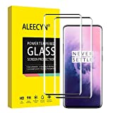 [2 Pack] ALEECYN for OnePlus 7 Pro / 7T Pro Screen Protector,...